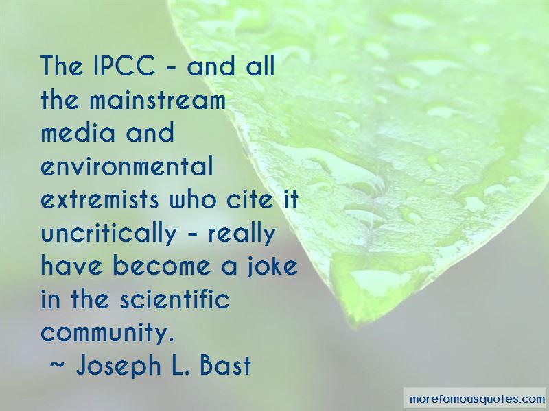Joseph L. Bast Quotes Pictures 4