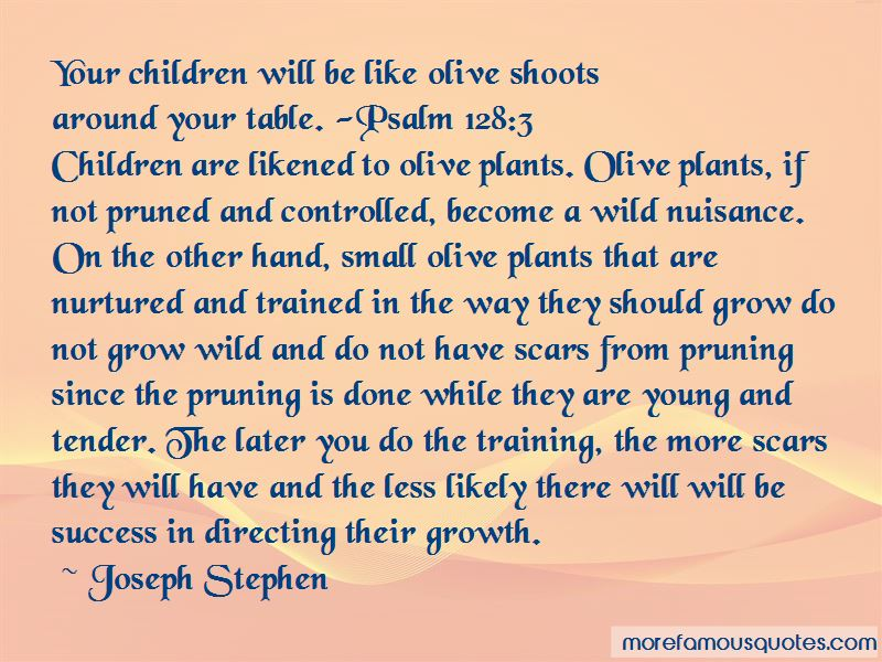 Joseph Stephen Quotes Pictures 2