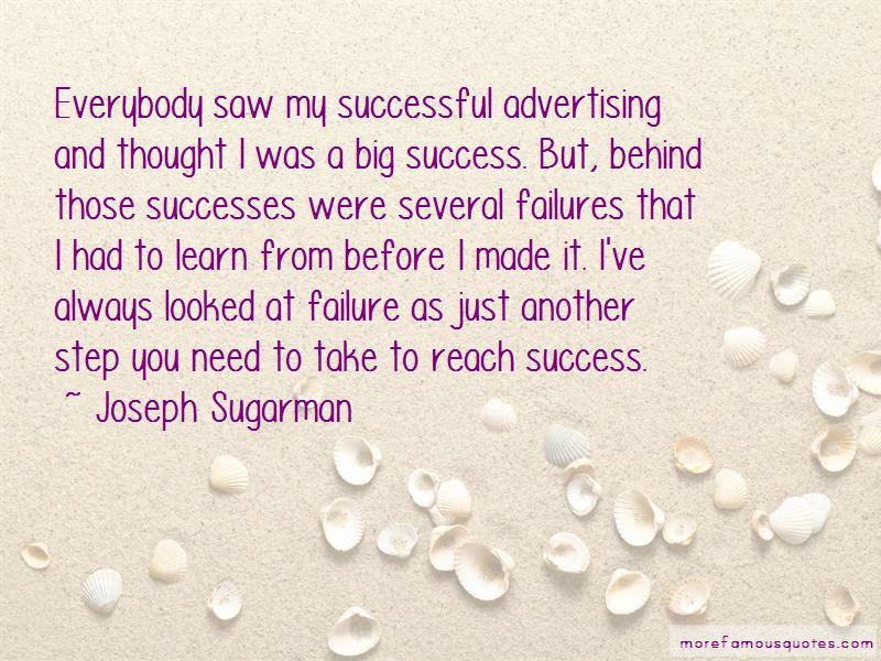 Joseph Sugarman Quotes Pictures 2