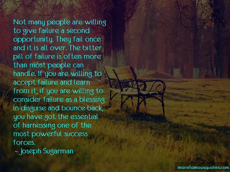 Joseph Sugarman Quotes