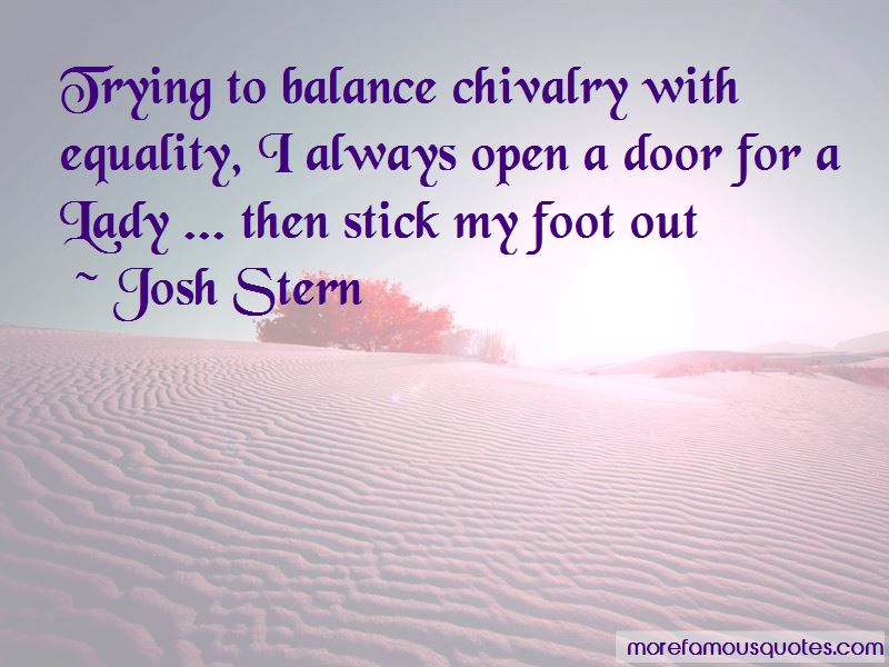 Josh Stern Quotes Pictures 3