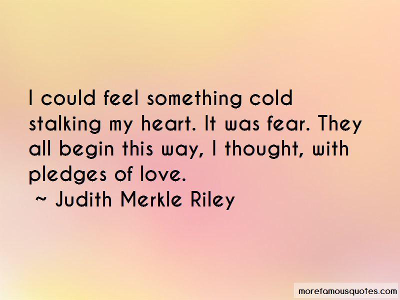 Judith Merkle Riley Quotes Pictures 3
