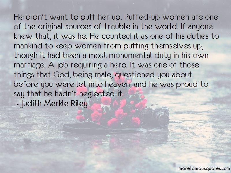 Judith Merkle Riley Quotes Pictures 4