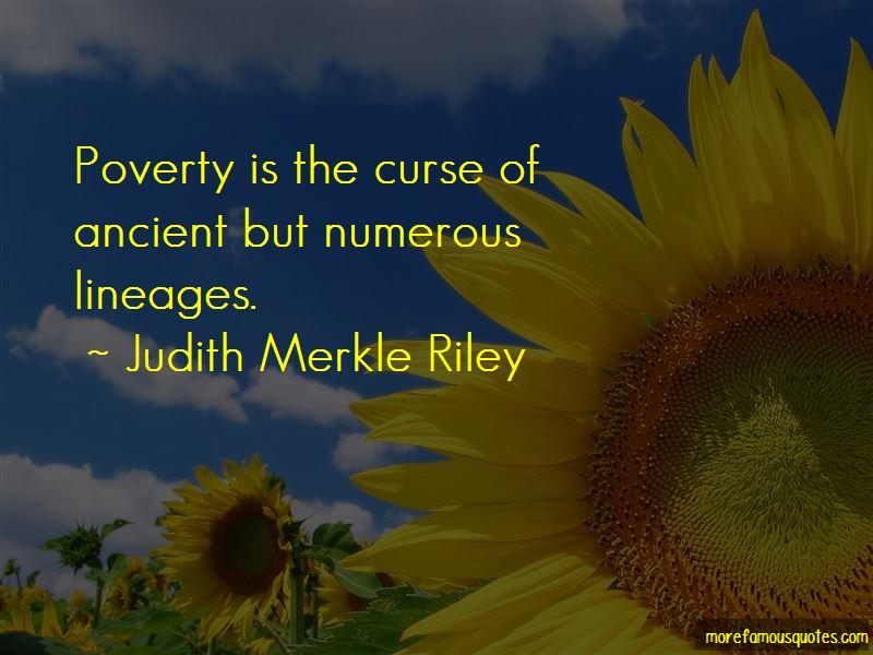 Judith Merkle Riley Quotes