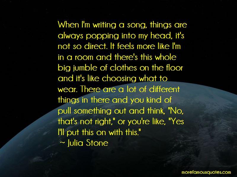 Julia Stone Quotes Pictures 2