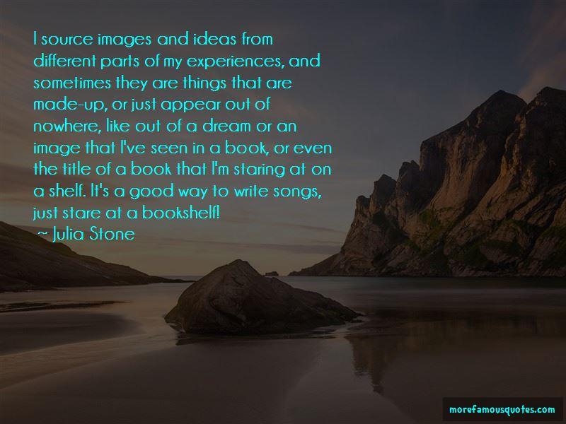 Julia Stone Quotes Pictures 4