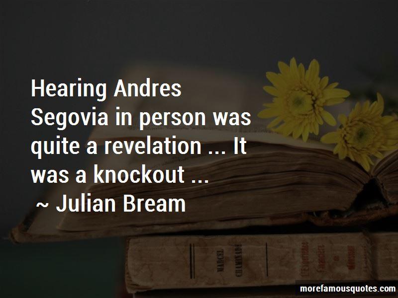 Julian Bream Quotes Pictures 2