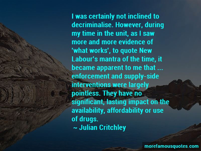 Julian Critchley Quotes Pictures 4