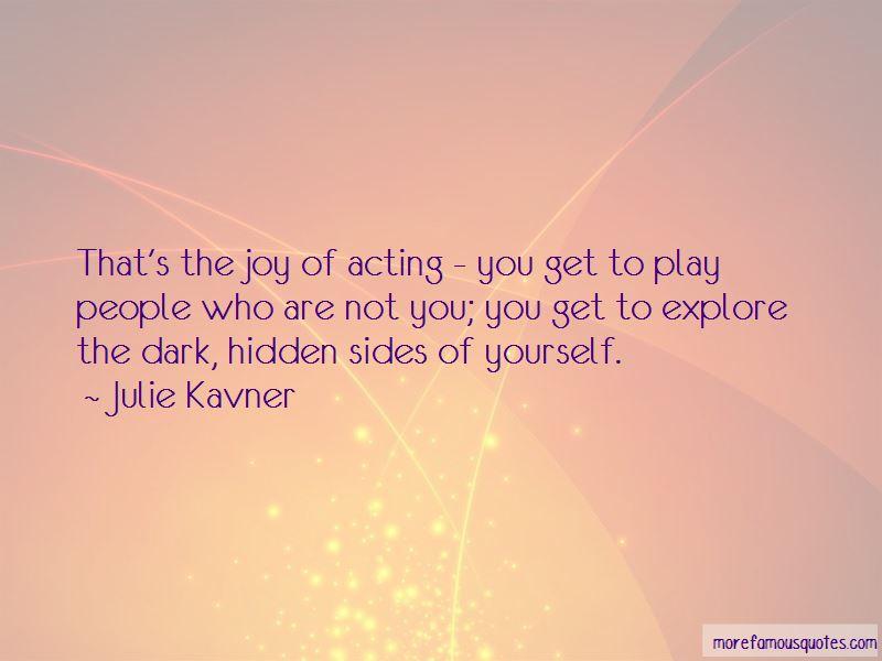 Julie Kavner Quotes