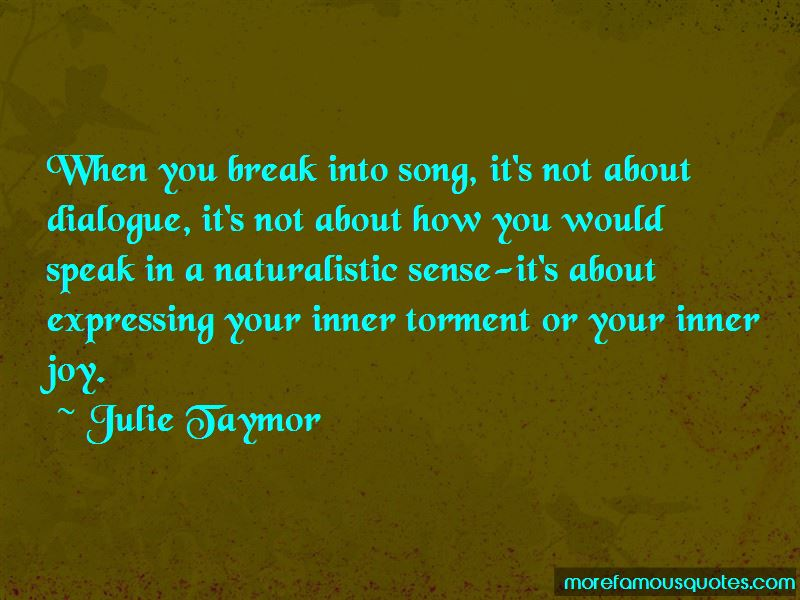 Julie Taymor Quotes Pictures 4