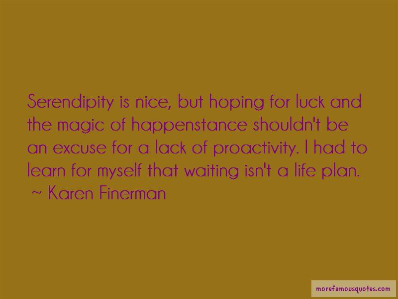 Karen Finerman Quotes