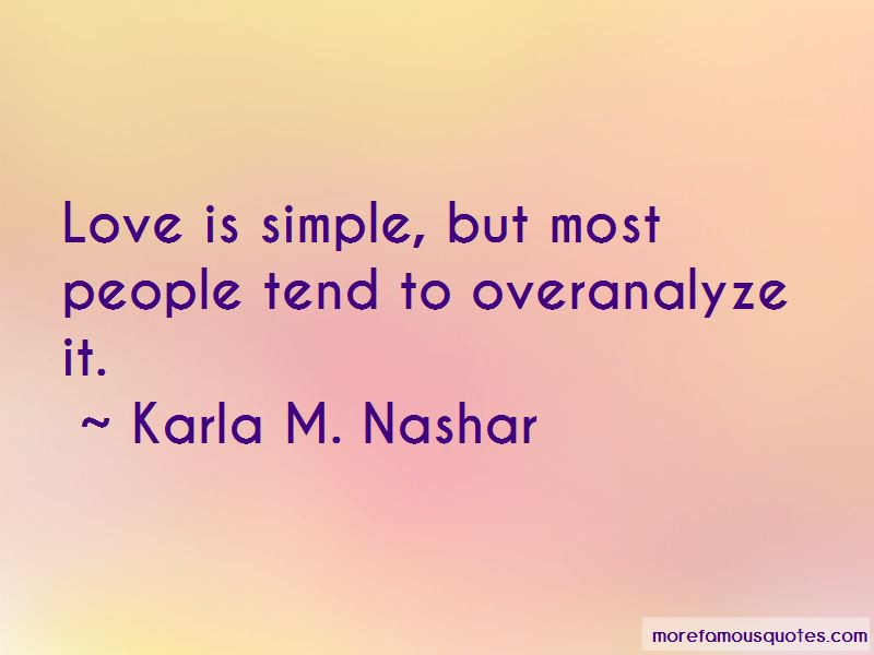 Karla M. Nashar Quotes Pictures 2