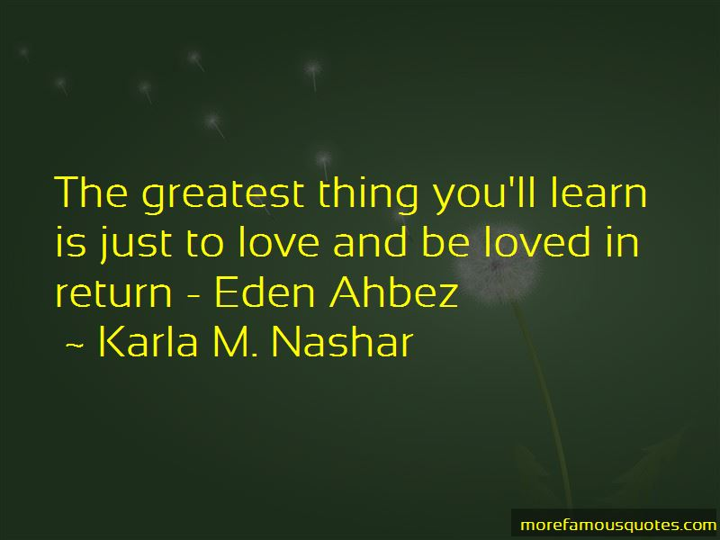 Karla M. Nashar Quotes Pictures 3