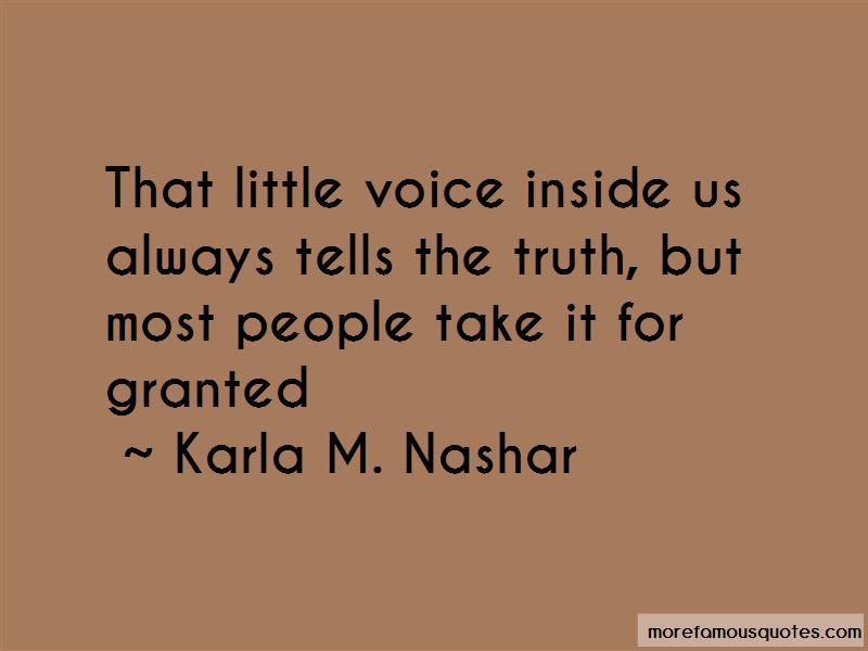 Karla M. Nashar Quotes Pictures 4