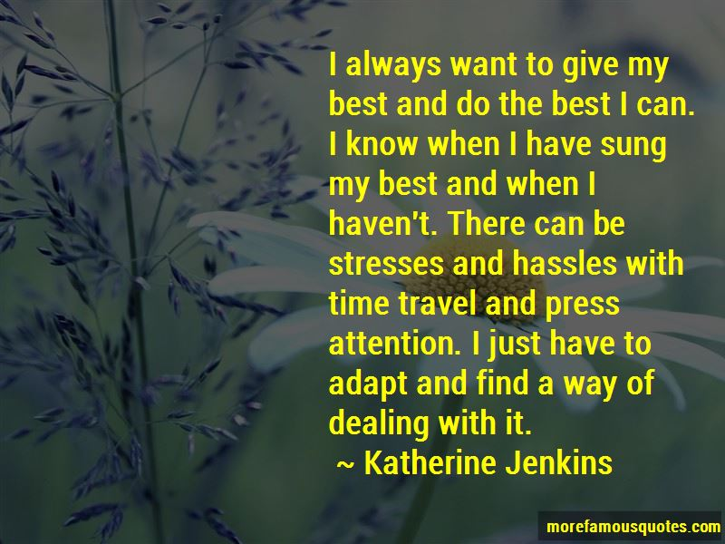 Katherine Jenkins Quotes Pictures 4