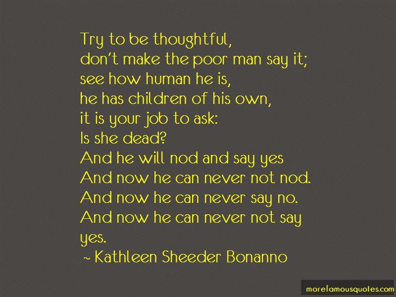 Kathleen Sheeder Bonanno Quotes Pictures 2