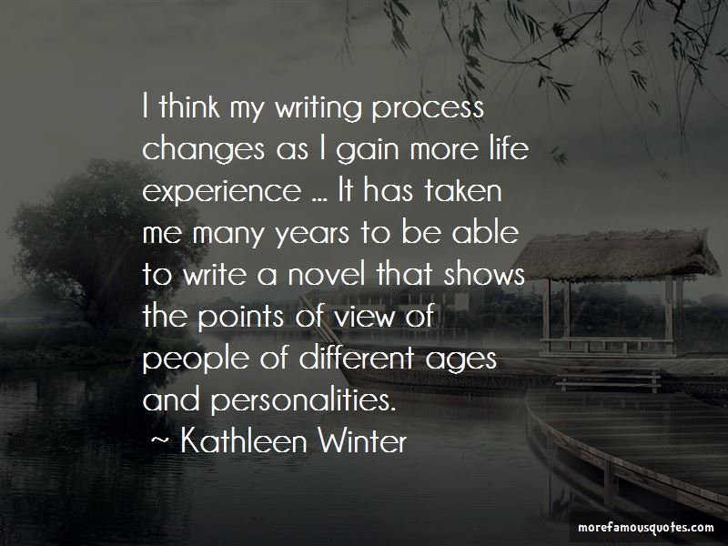 Kathleen Winter Quotes Pictures 4