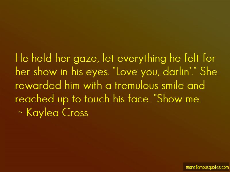 Kaylea Cross Quotes Pictures 4