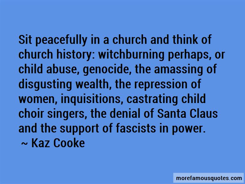 Kaz Cooke Quotes Pictures 2