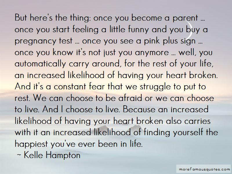 Kelle Hampton Quotes