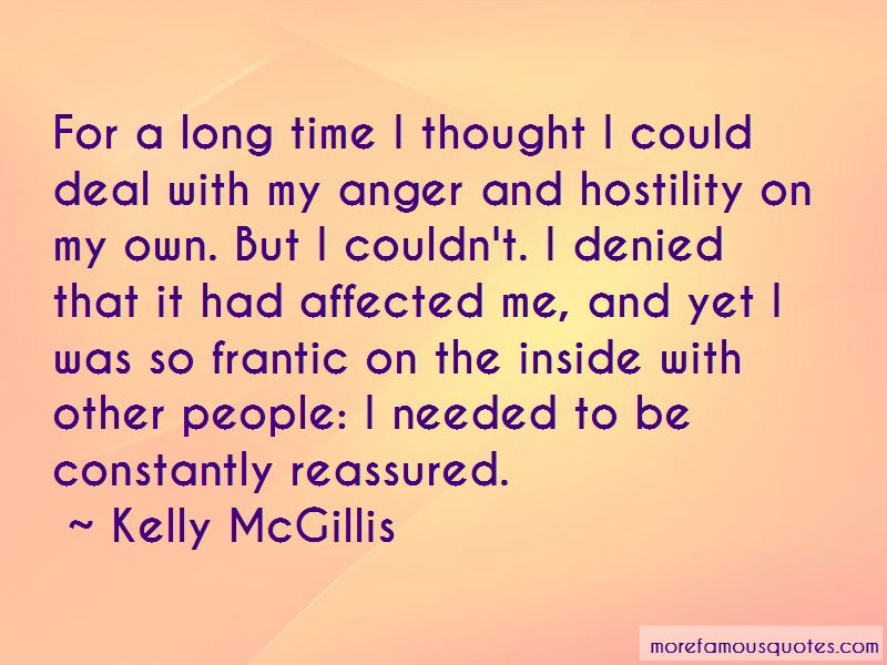 Kelly McGillis Quotes Pictures 4