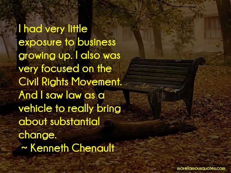 Kenneth Chenault Quotes Pictures 3