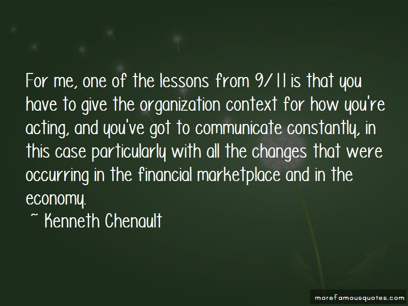 Kenneth Chenault Quotes