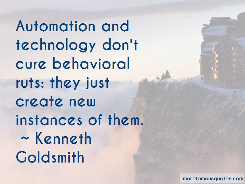 Kenneth Goldsmith Quotes Pictures 3