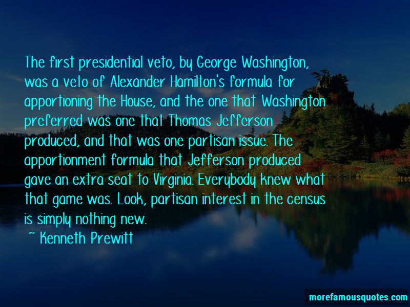 Kenneth Prewitt Quotes Pictures 3