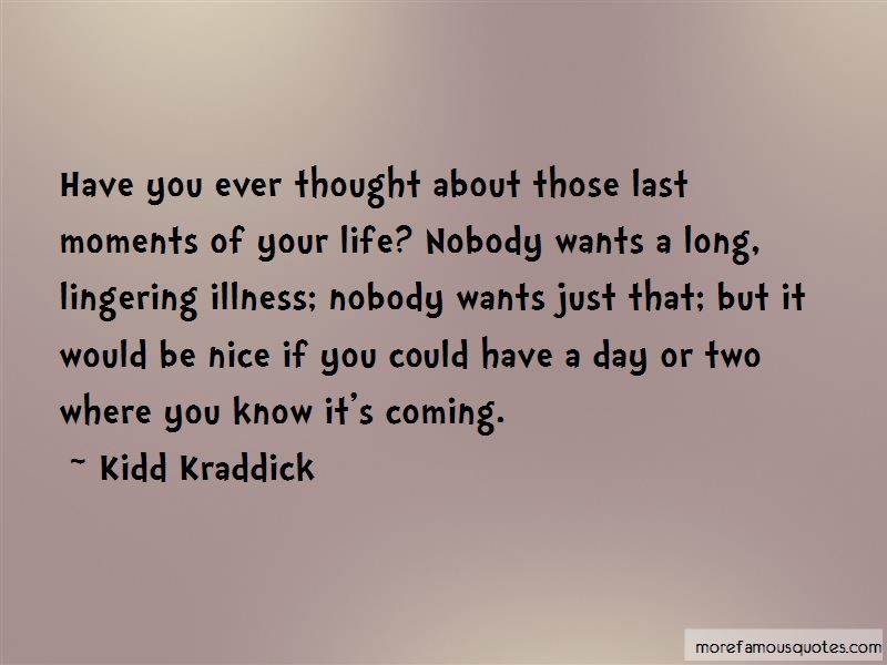 Kidd Kraddick Quotes