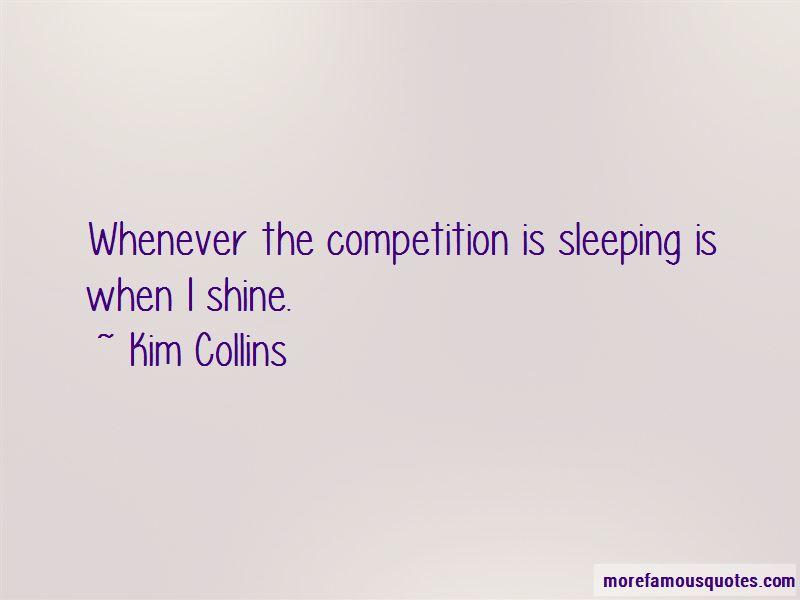 Kim Collins Quotes Pictures 4