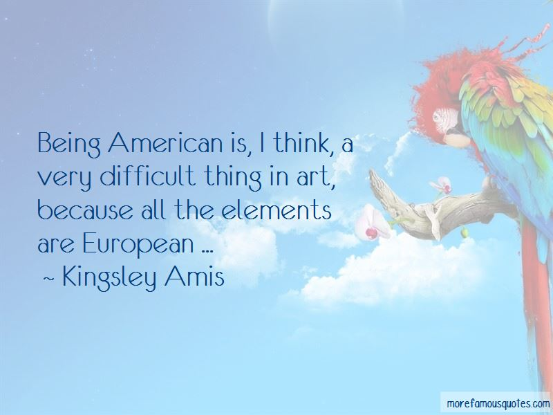 Kingsley Amis Quotes Pictures 3