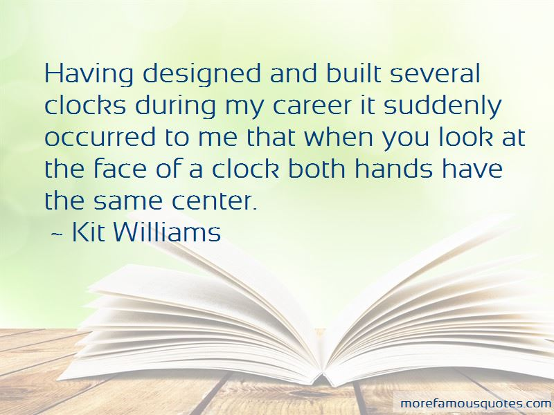 Kit Williams Quotes Pictures 3