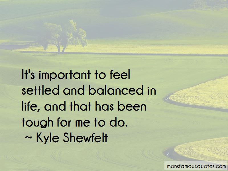 Kyle Shewfelt Quotes Pictures 2