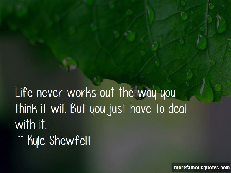 Kyle Shewfelt Quotes Pictures 4
