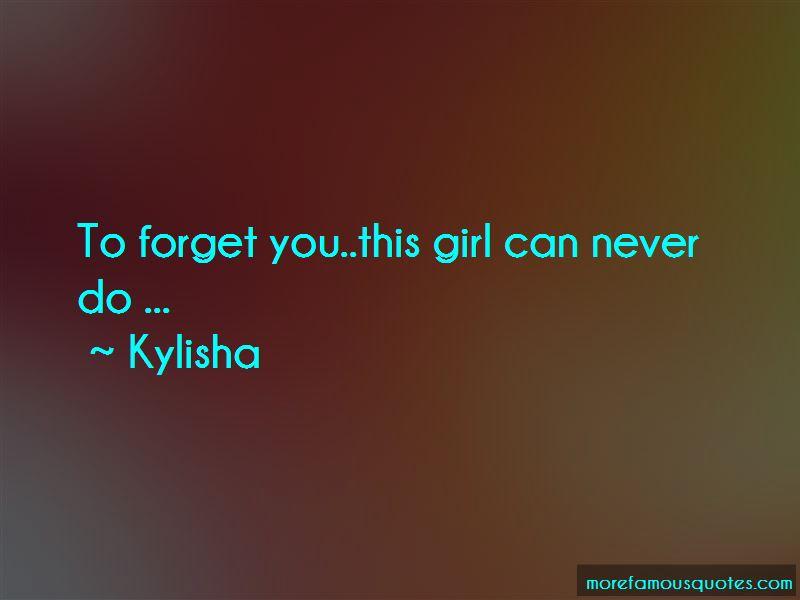 Kylisha Quotes