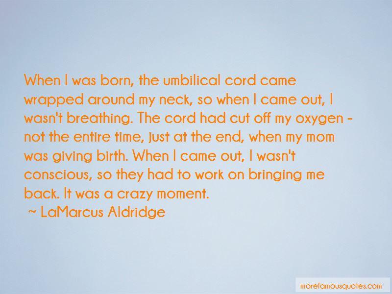LaMarcus Aldridge Quotes