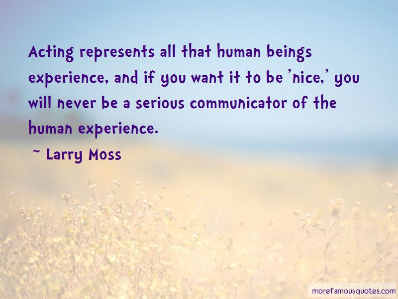 Larry Moss Quotes Pictures 4