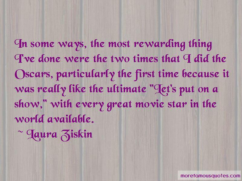 Laura Ziskin Quotes Pictures 3