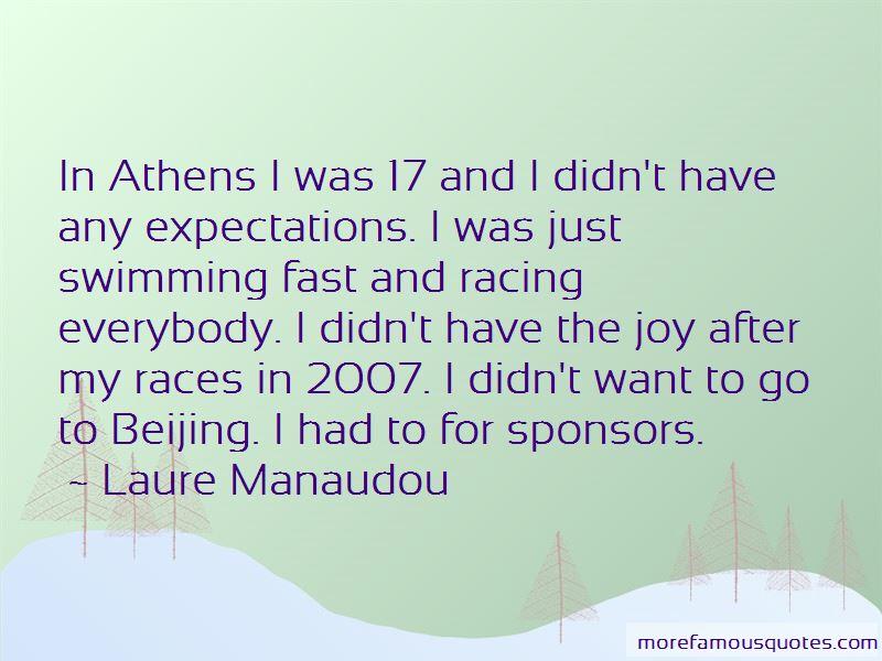 Laure Manaudou Quotes Pictures 4
