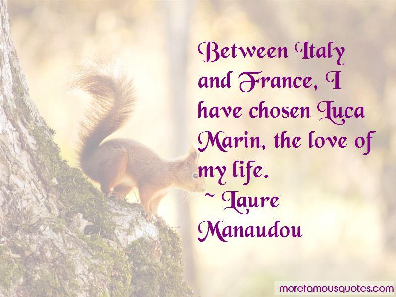 Laure Manaudou Quotes