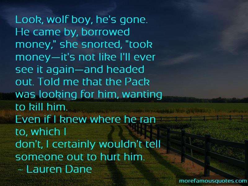 Lauren Dane Quotes Pictures 2