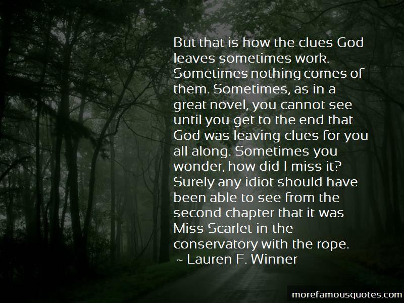 Lauren F. Winner Quotes Pictures 4