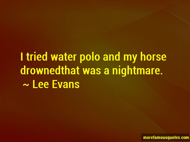 Lee Evans Quotes Pictures 2
