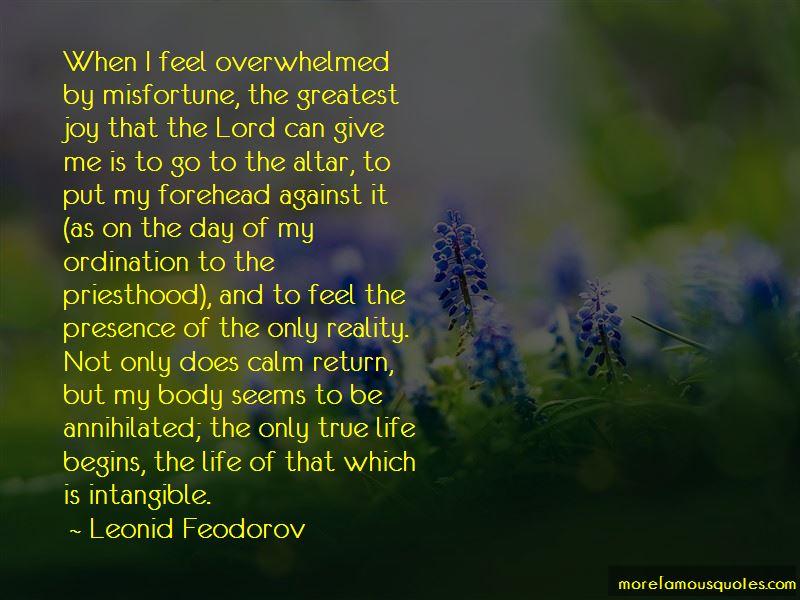 Leonid Feodorov Quotes Pictures 4