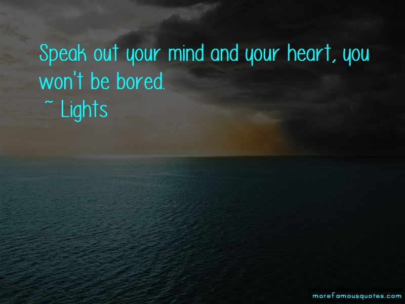 Lights Quotes Pictures 2