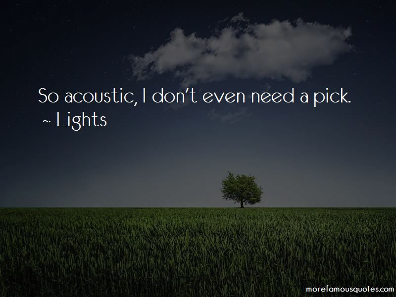 Lights Quotes Pictures 3