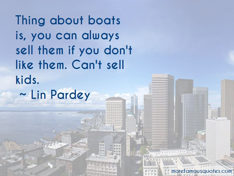 Lin Pardey Quotes Pictures 4