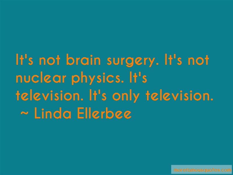 Linda Ellerbee Quotes Pictures 3