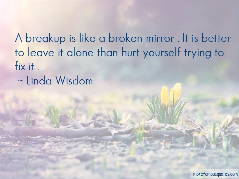 Linda Wisdom Quotes